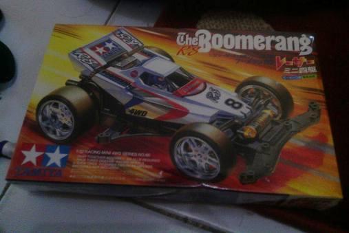 Boomerang RS
